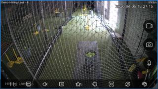 Hitting - Cage 8